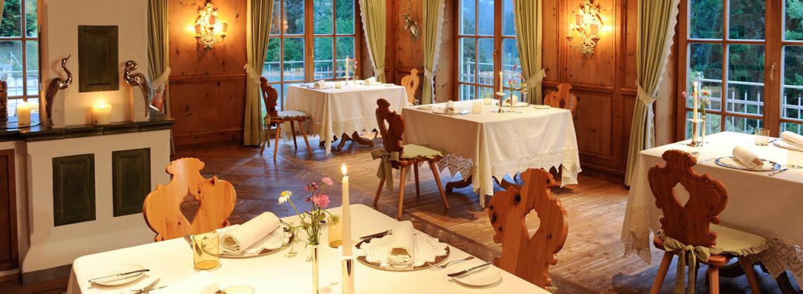 Ristorante Gourmet Engel - Johannesstube