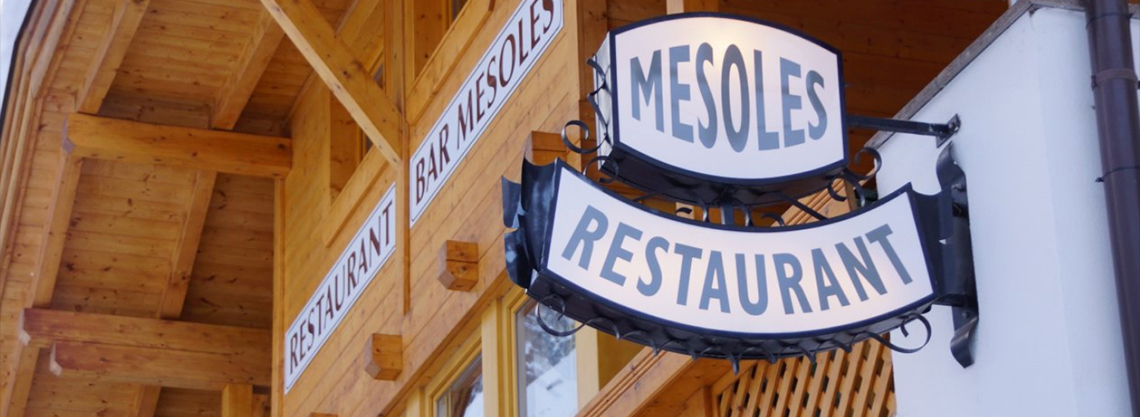 Restaurant Mesoles