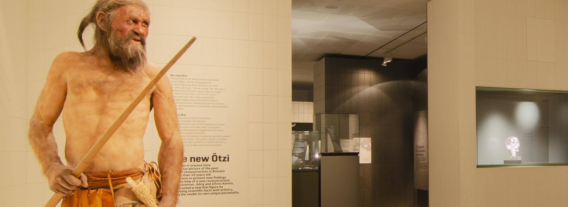 Südtiroler Archäologiemuseum
