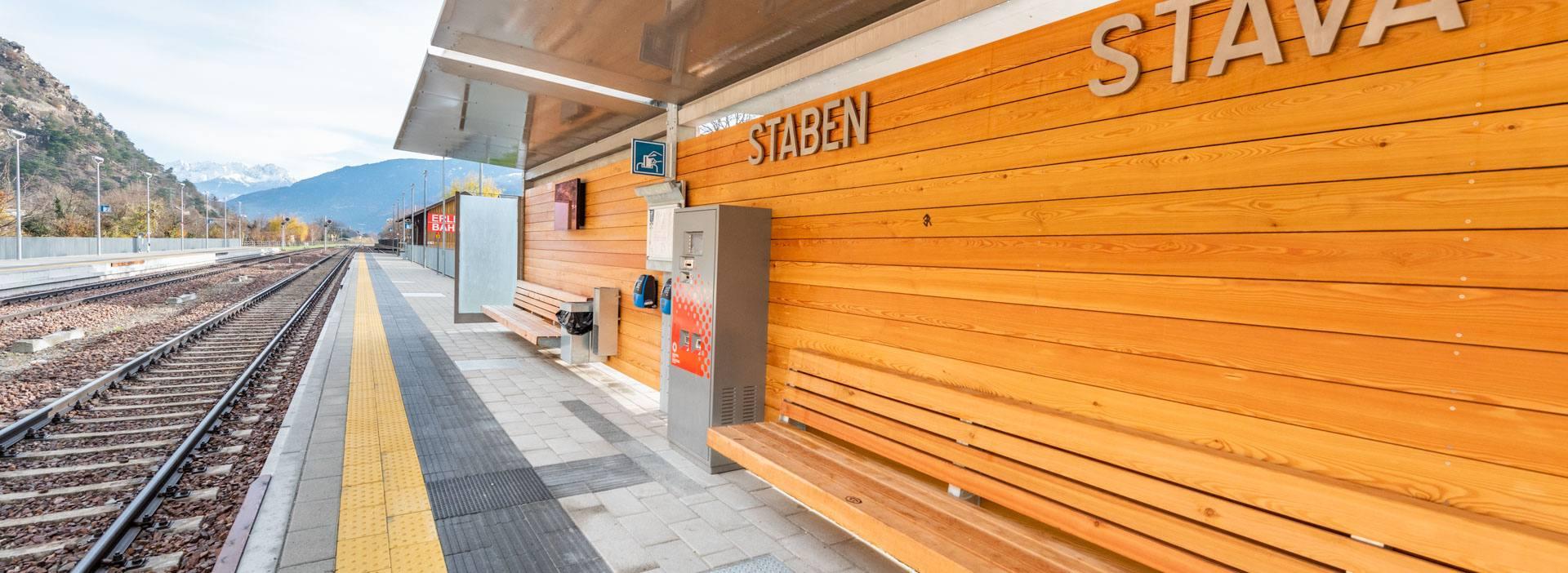 Bahnhof Staben