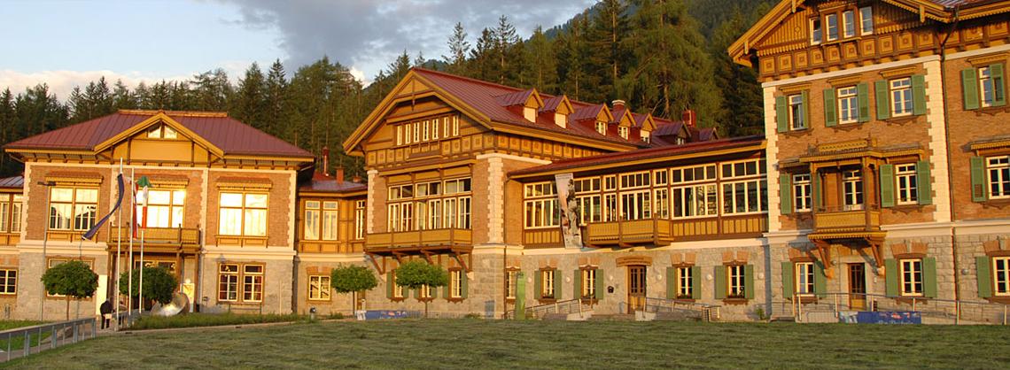 Naturparkhaus Drei Zinnenn