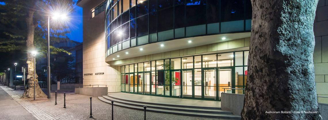 Konzerthaus Bozen