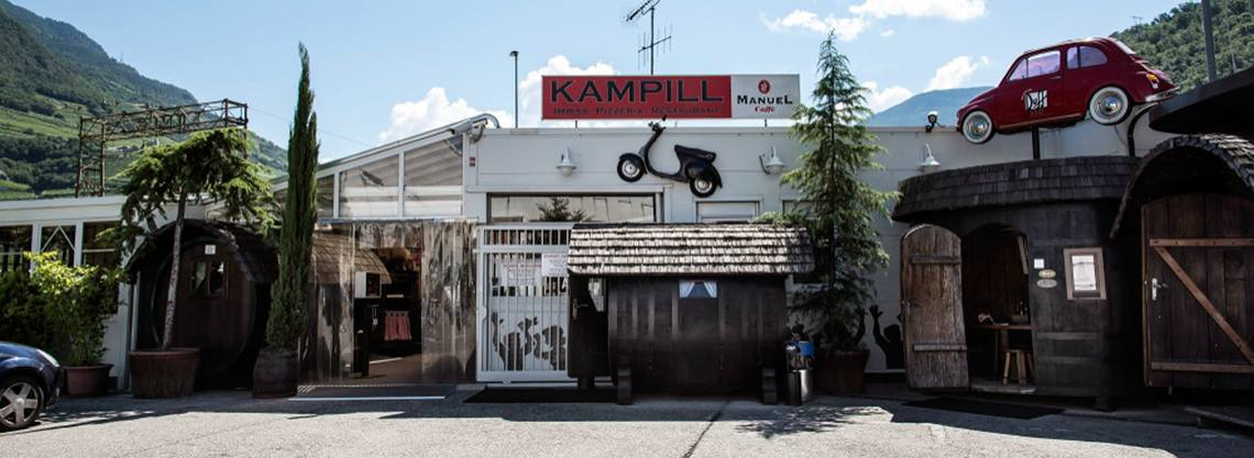 Imbiss Kampill