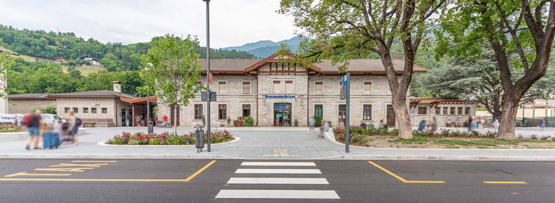 Bahnhof Brixen