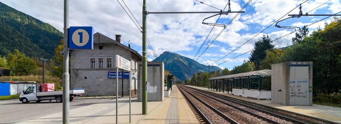 Bahnhof Freienfeld