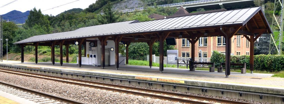 Bahnhof Klausen