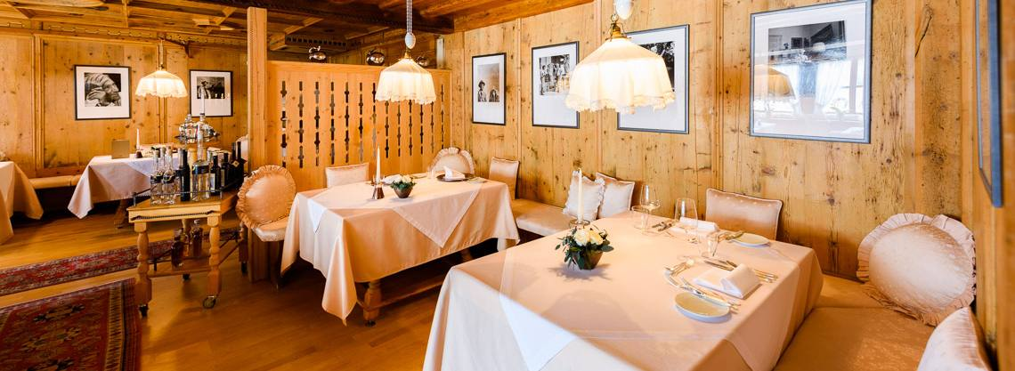 Gourmet Restaurant Trenkerstube