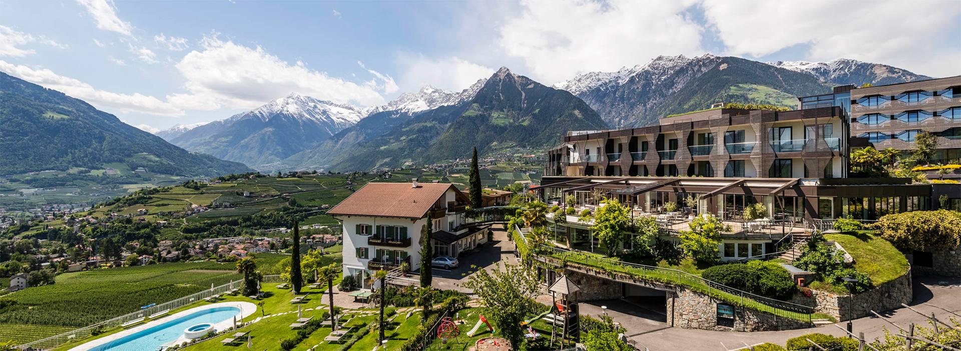 Schenna Resort - Hotel Rosengarten