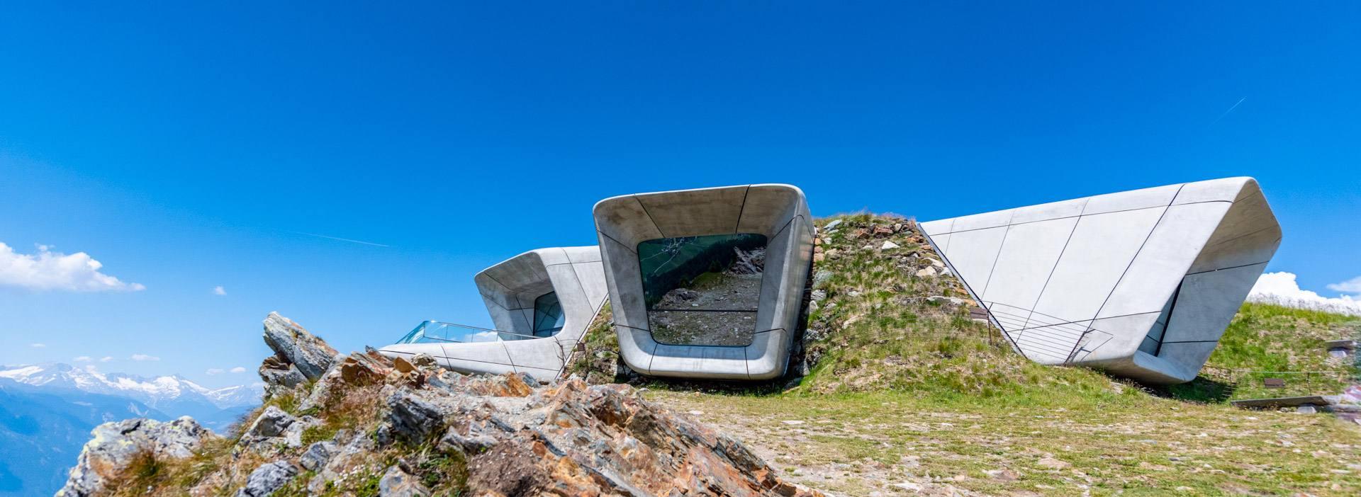 Messner Mountain Museum Plan de Corones