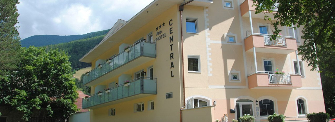 Apparthotel Central